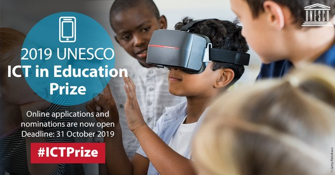 UNESCO ICT in Education Prize | INQAAHE