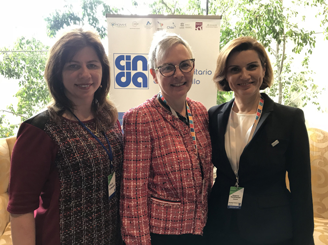 International Conference on Diversity, Quality and Improvement - Santiago, Chile, 8-10th of January, 2018